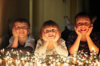 устами младенца глаголит истина, новогоднее настроение