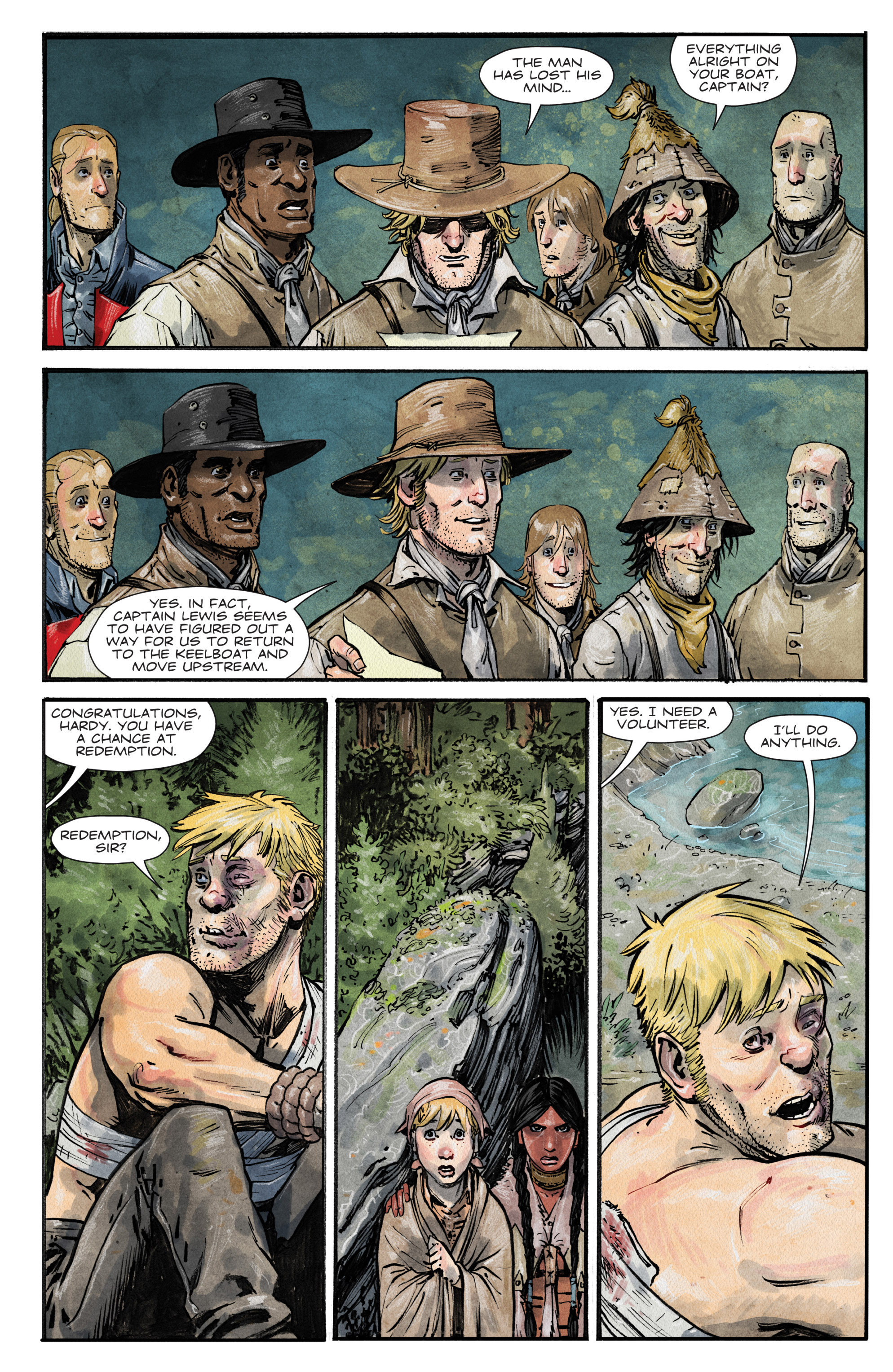 Manifest Destiny #_TPB_2 #42 - English 89