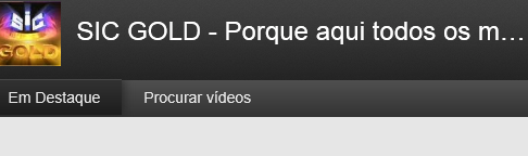 Subscreva o Blog SIC GOLD, no canal no Youtube!