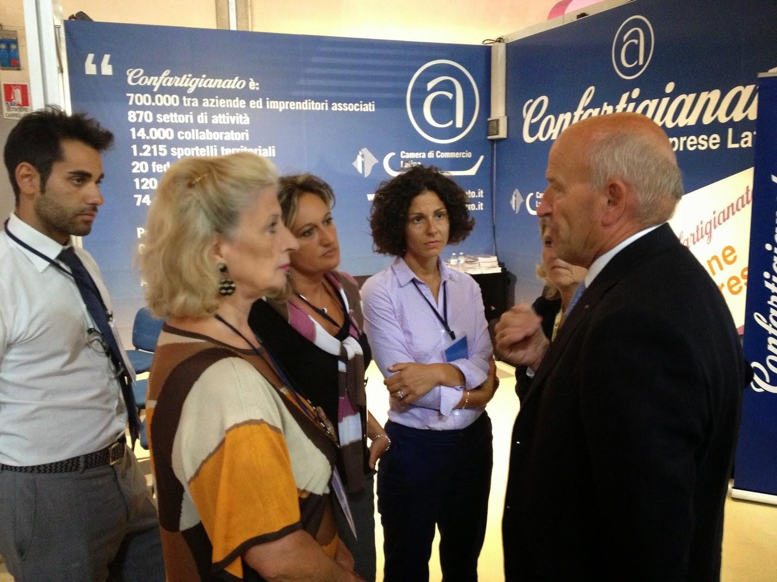 partecipazione al meeting di Rimini 2013