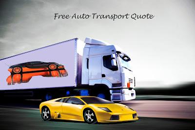 Free auto transport quote