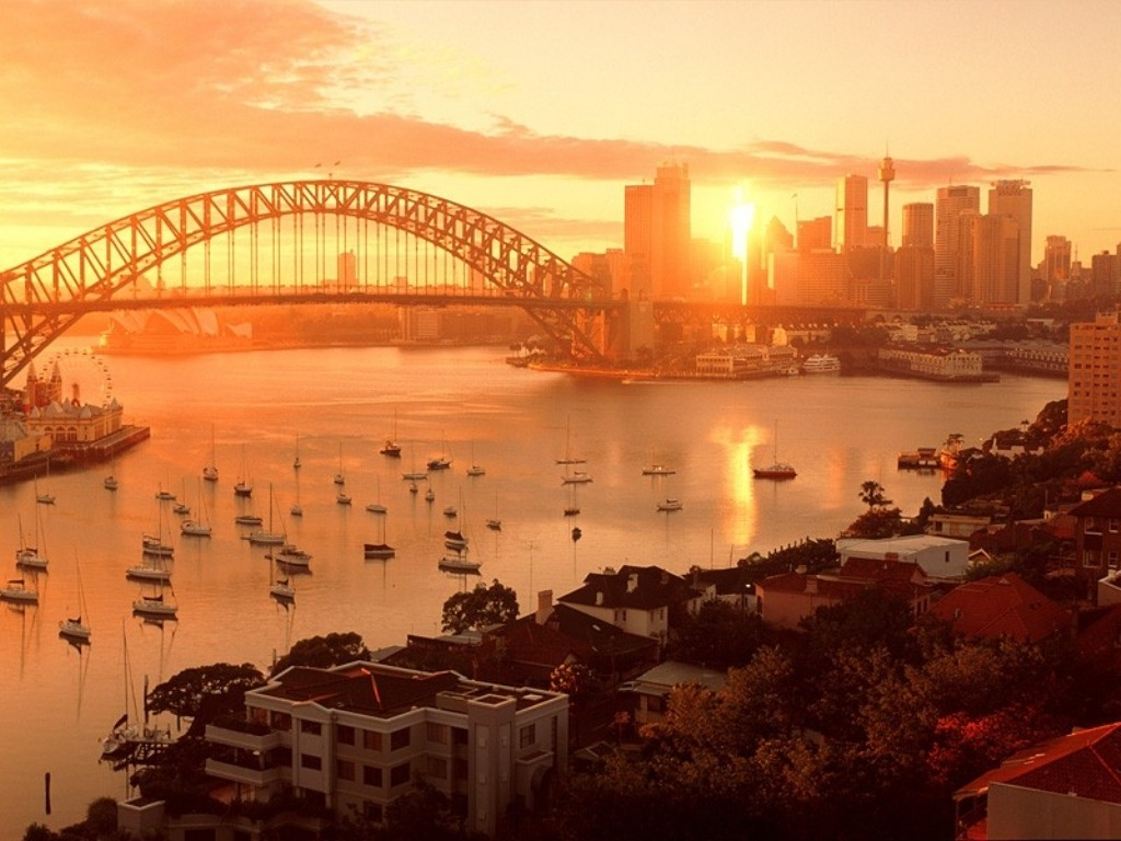 Australia Connected Sydney Australia A Great Place To Migrate For Work And Study