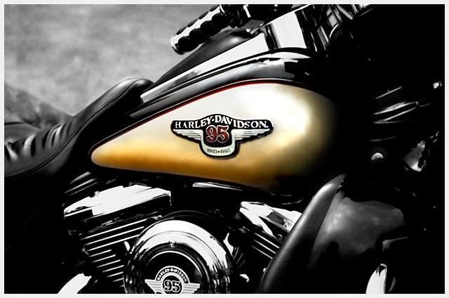 1998 Harley-Davidson ฉลองครบรอบ 95 ปี ...