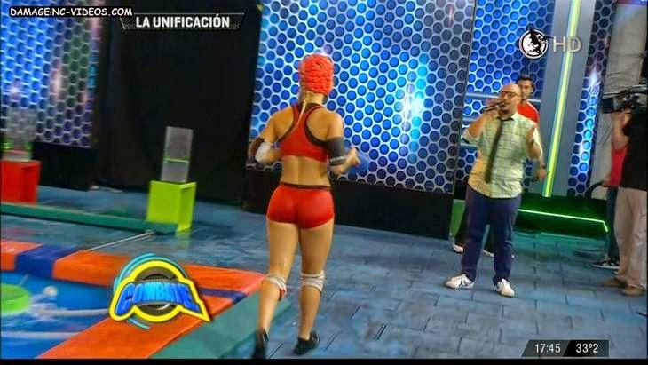 Florencia Vigna hot ass blonde HD video