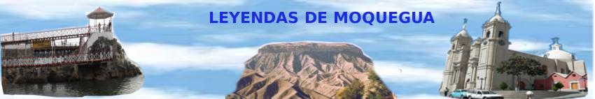 Leyendas de Moquegua