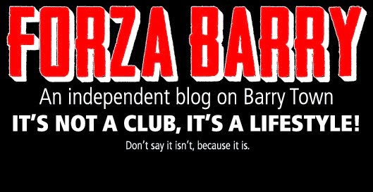 Forza Barry! The Blog