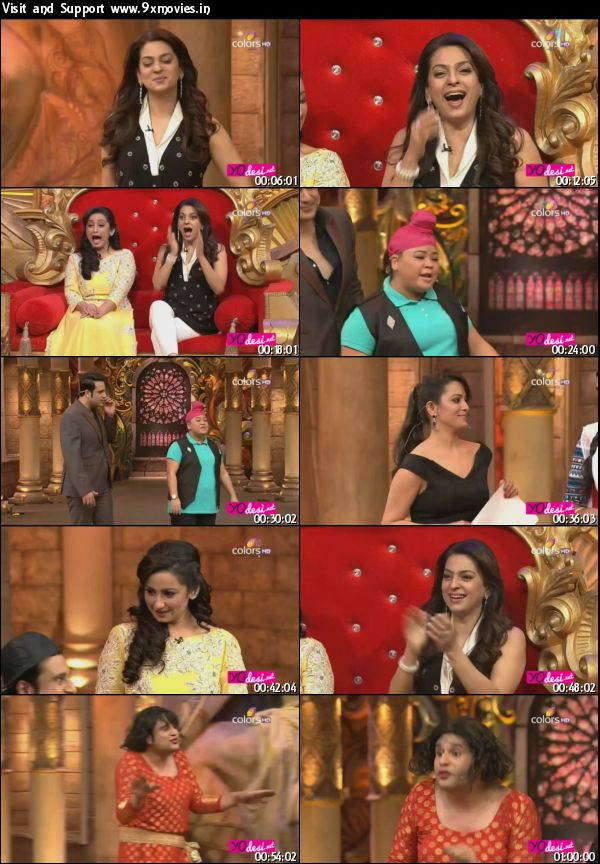 Comedy Nights Bachao 26 Dec 2015 HDTV 480p