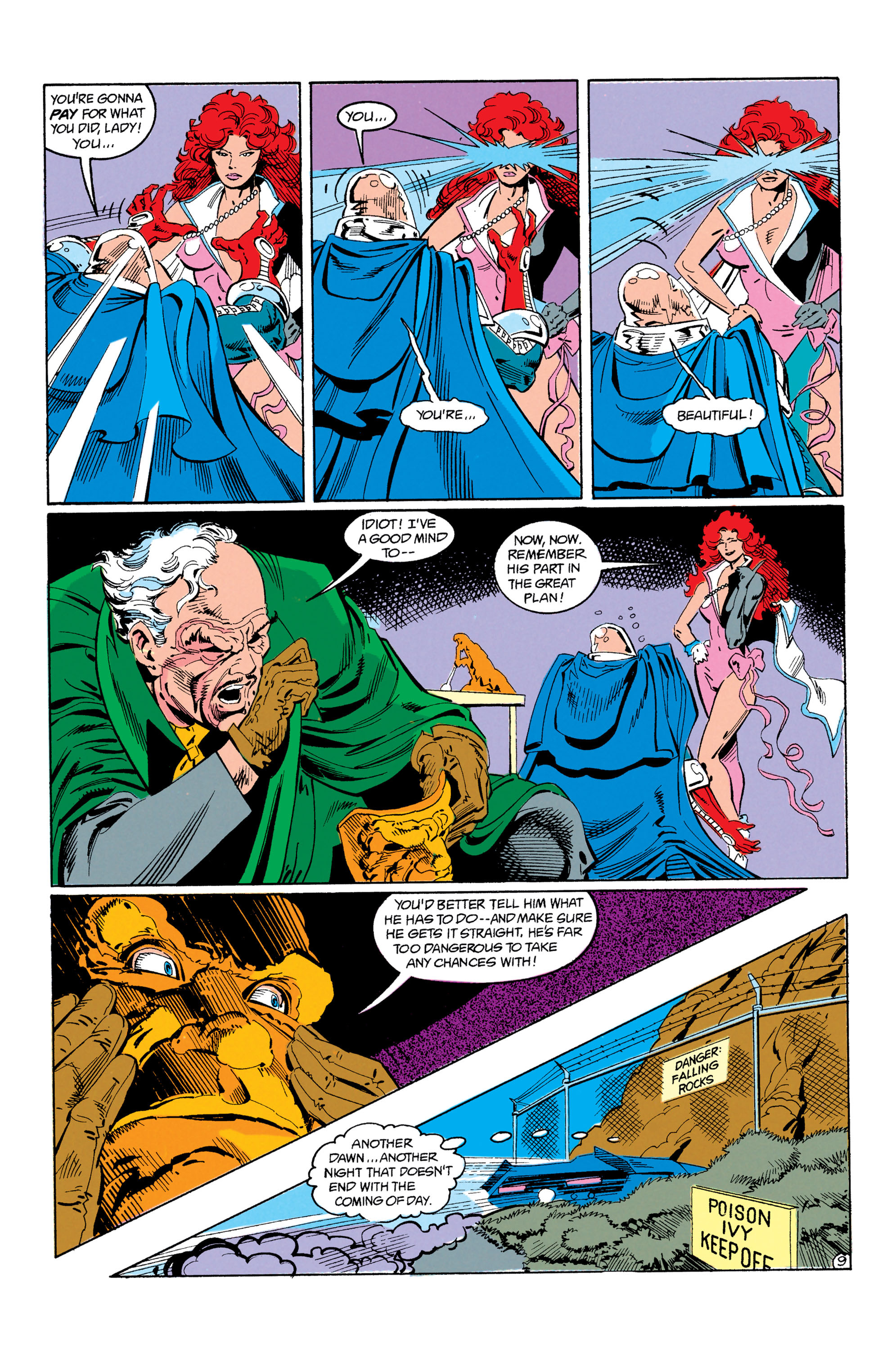 Detective Comics (1937) Issue #605 Page 10