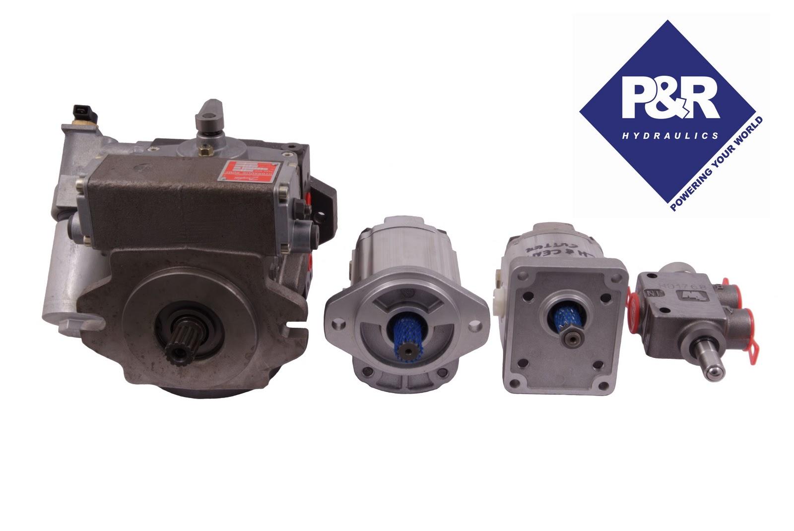 Turf Maintenance Hydraulics By P R Hydraulics Ltd
