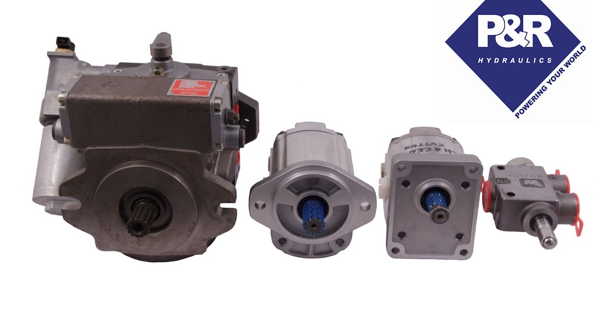 P r hydraulics ltd keep your machinery working when you for Parker hydraulic motor distributors