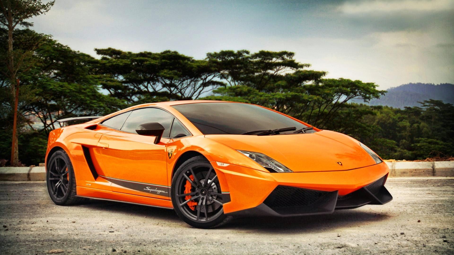 New Lamborghini Gallardo Sports Cars Hd Wallpaper