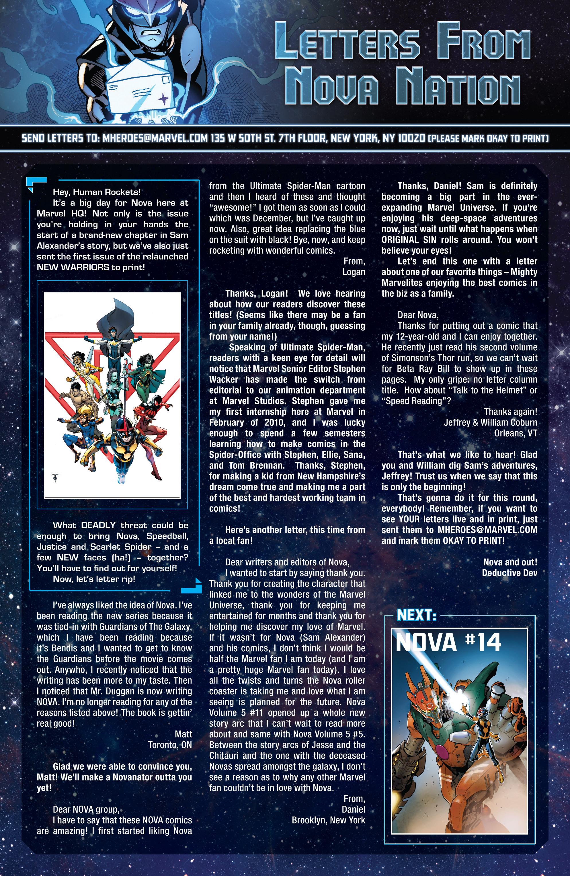 Nova (2013) - Chapter  13 | pic 24