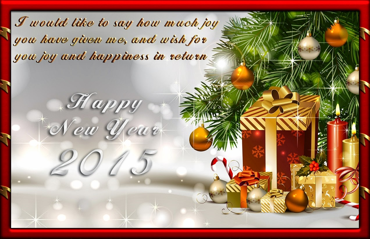 Unique Happy New Year 2015 Greetings Wishes Lovely Cards