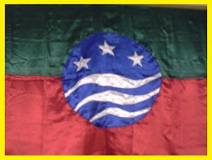 BANDEIRA MUNICIPAL DE ITAJÁ