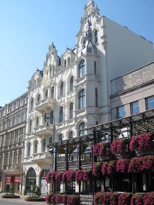 palazzi centro Lodz