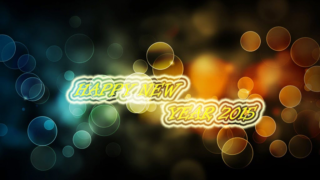 Wallpaper Of Happy New Year 2015 - Images