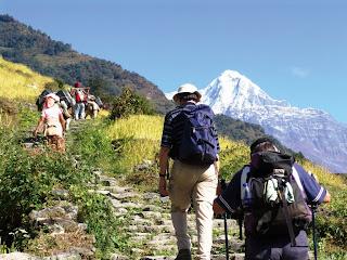 Saga Holidays Trekking Nepal