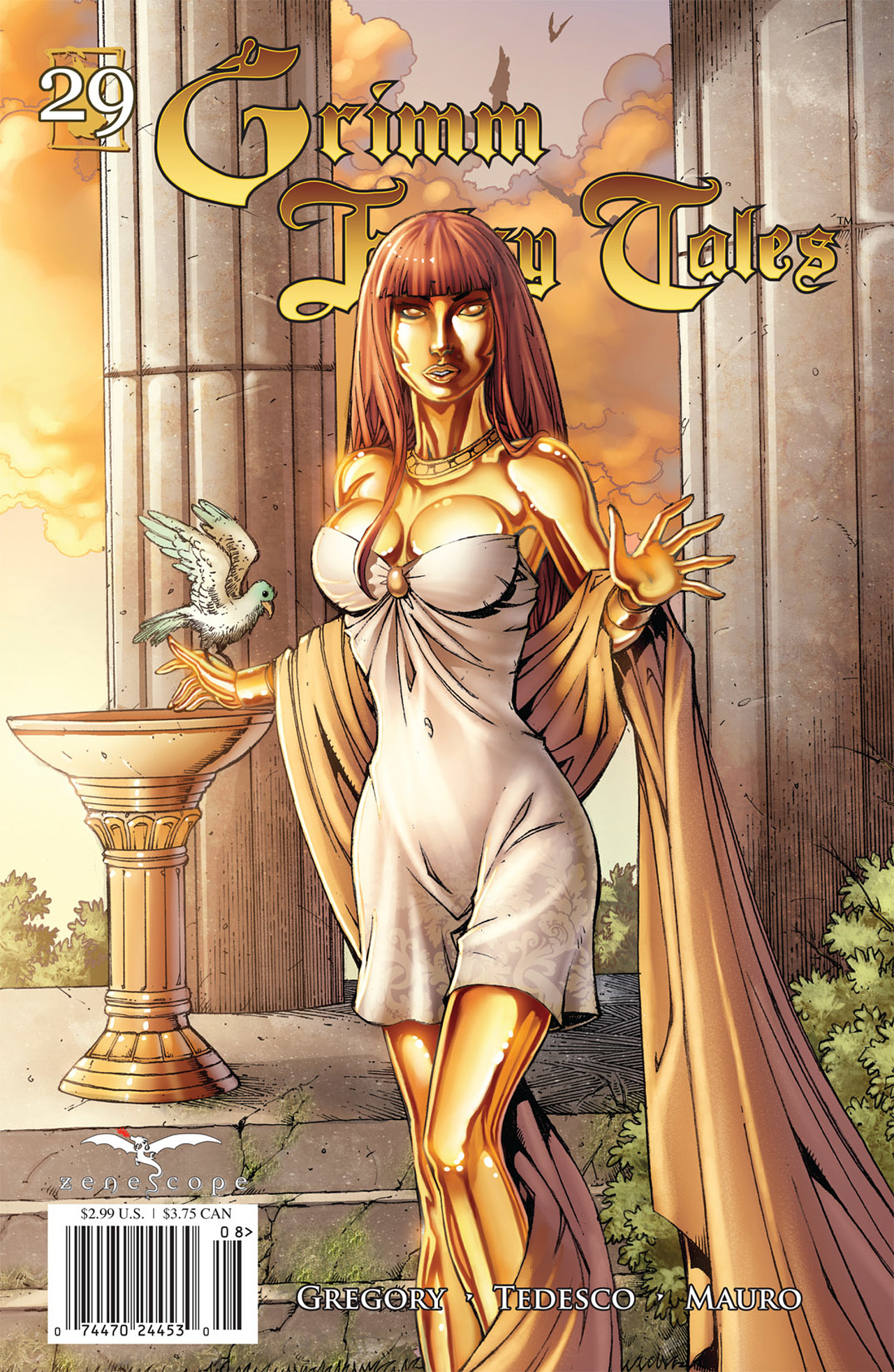 Grimm Fairy Tales (2005) Issue #29 #32 - English 1
