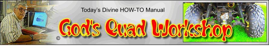 God's Quad Workshop
