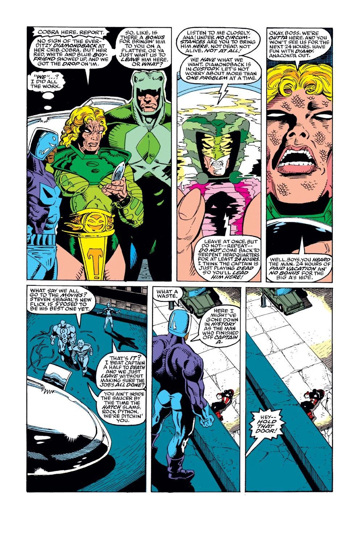 Captain America (1968) Issue #382 #315 - English 4