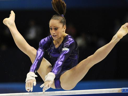 top sports players jordyn wieber gymnastic profile and