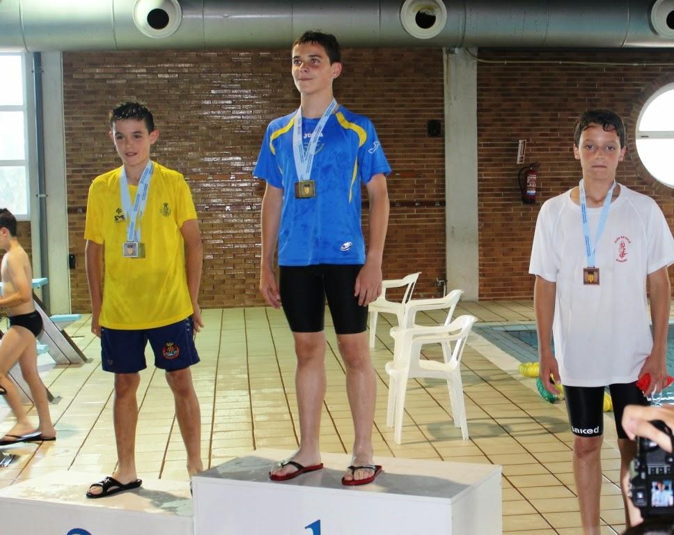 Natacion y senderismo club nataci benicarl nota de for Piscina benicarlo