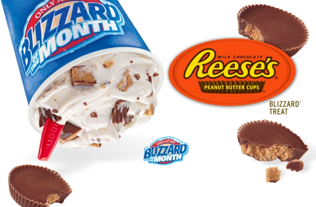 Dairy Queen Blizzard Images Dairy Queen's Blizzard of The