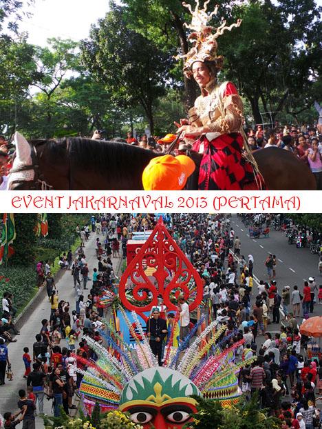 Event Jakanaval 2013 Pertama Digelar