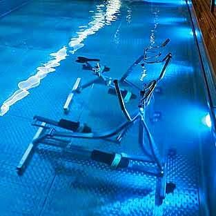 Muskiz, primer municipio de Bizkaia en disponer de un Pool Gym Corner