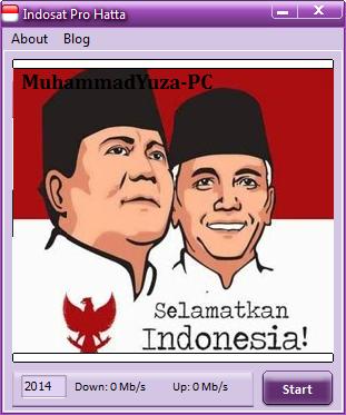 Inject Indosat Pro Hatta Agustus 2014