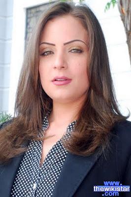الممثلة المصرية ريم البارودي Reem El Baroudy