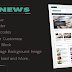 MagNews Responsive Magazine and News Blogger Theme