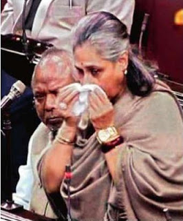 SP MP Jaya Bachchan