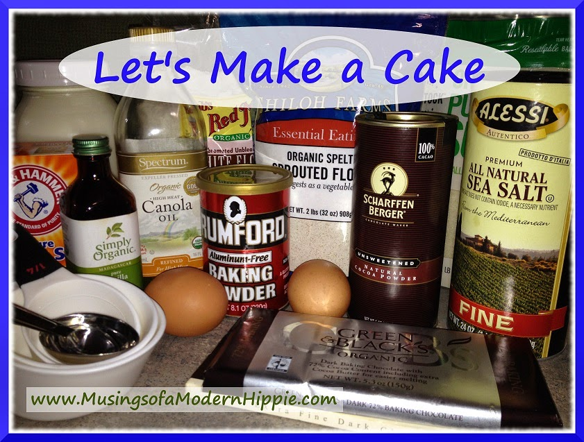 Ultimate Chocolate Espresso Cake Recipe | Musings of a Modern Hippie