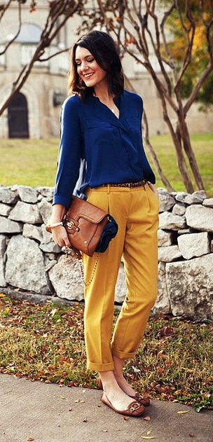 Trend Tips Color Blocking South Moon Under