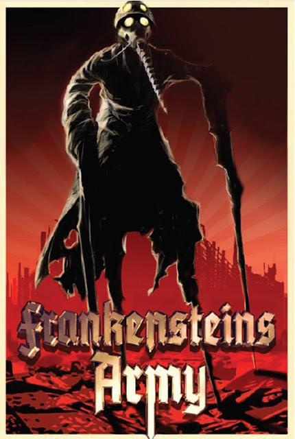 I, Frankenstein ...