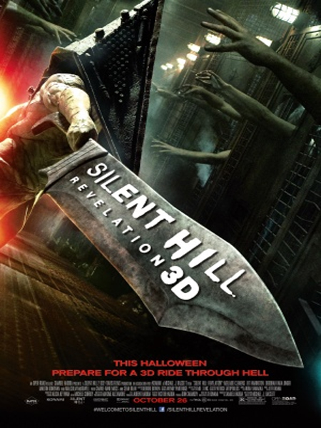     Silent Hill: Revelation 3D 2012    DVDRIP