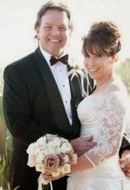 liz wedding,bride,groom,marriage,dress