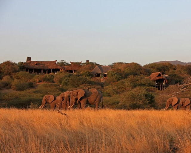 Chyulu Hills National Park - Kenya