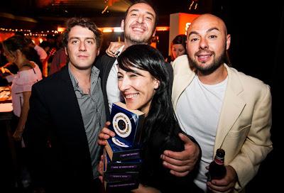 Triunfadores del los Premios de la Música Independiente 2012