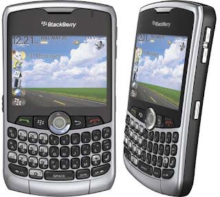 Spesifikasi dan Harga BlackBerry Curve 8330 Smartfren