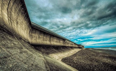 Jepang bangun tembok besar penghalau tsunami