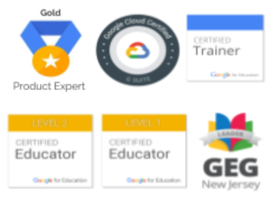 Google Certifications & Badges