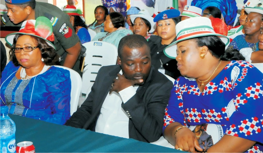 God did not give me connections to carter for my family alone  – Udom Emmanuel
