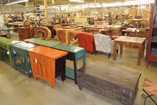 Wesco Fabrics, furniture