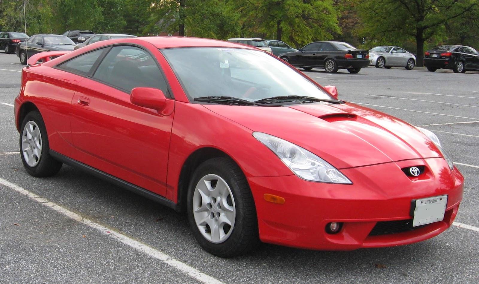 Modifikasi Toyota Celica Terbaik