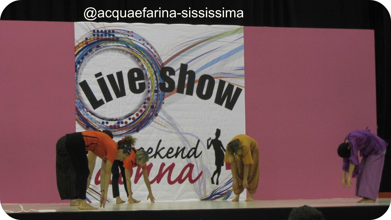 Acqua E Farina Sississima Hobby Show