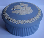Wedgwood Blue Jasper #3