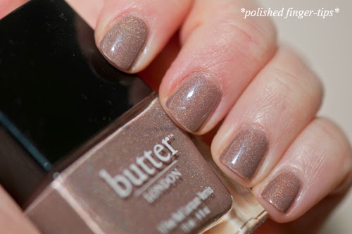 All Hail the Queen - by Butter London - natural light