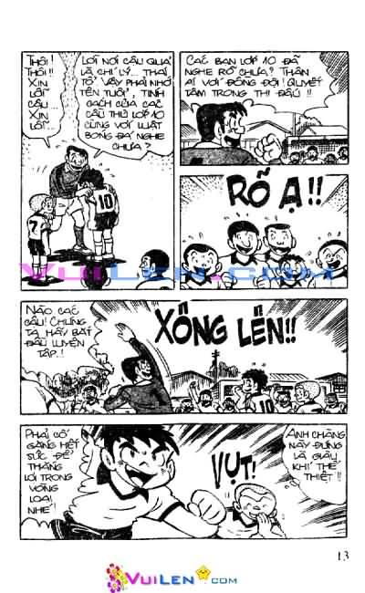 Jindodinho - Đường Dẫn Đến Khung Thành III  Tập 4 page 13 Congtruyen24h